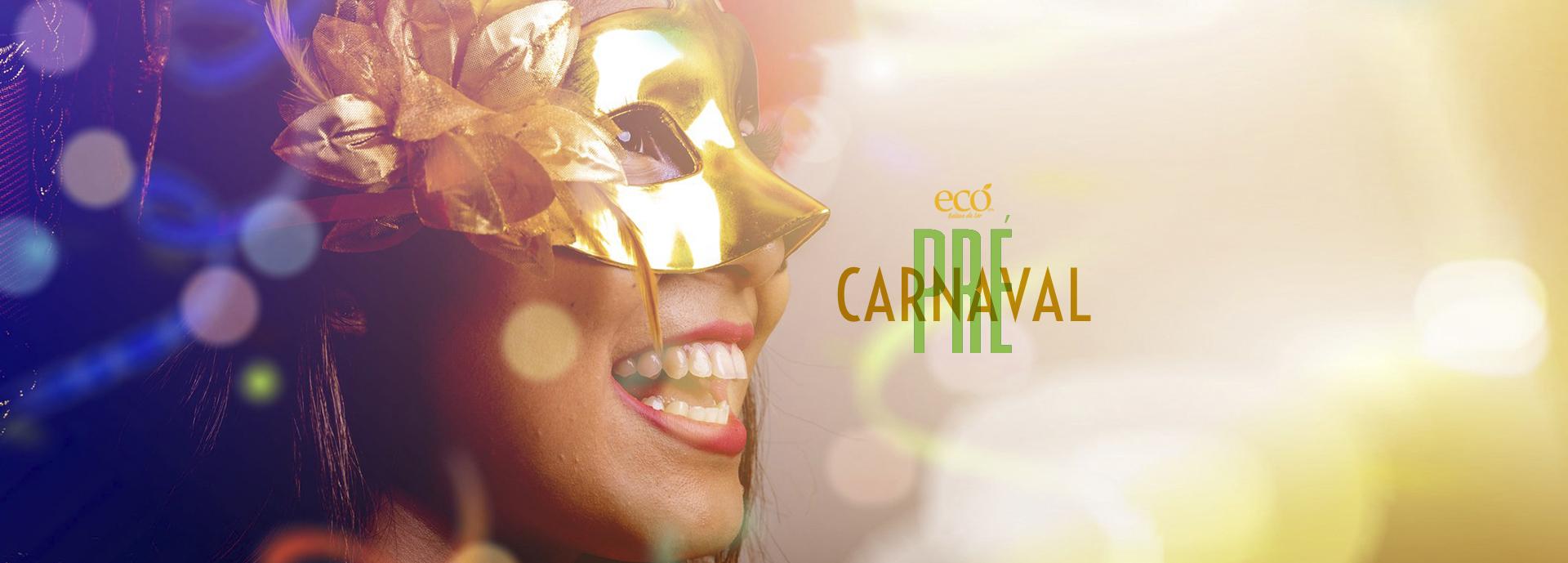 Banner Pré-Carnaval